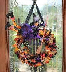 Halloween Wreaths Using Deco Mesh by Best 20 Witch Wreath Ideas On Pinterest Witch Wreath Diy Deco