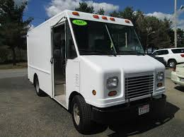 ford delivery truck 2007 ford e 350 parcel delivery truck box truck in lowell