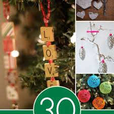 30 creative and easy diy ornaments that will help your
