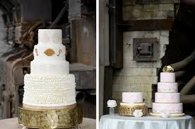 watercolor wedding cake from edible art bakery