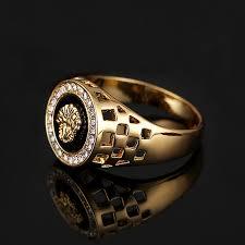 cool fashion rings images Medusa men ring jpg