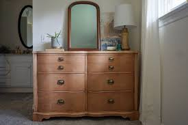 how to refinish cherry wood cabinets cherry dresser makeover to wood finish forrester home