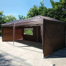 Heavy Duty Gazebo Bag by Fch 10 U0027x20 U0027 Ez Pop Up Canopy Tent Outdoor Patio Party Car Canopy