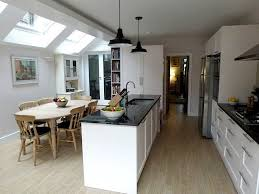 galley kitchen extension ideas terrace rear extension search extension ideas