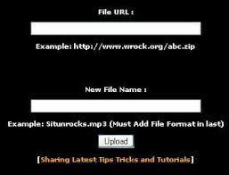 cara membuat form upload file dengan php php url file remote uploader no size limit script