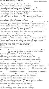 bright and beautiful things by ralph mctell lyrics and chords