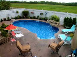 outstanding ground swimming pool designs small inground pools for