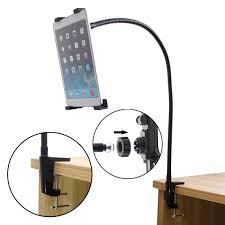 amazon com lazy man flexible desk table 360 degrees 360 rotating