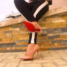 wedding shoes bottoms fashion women pumps bottom high heel pumps shoes for women