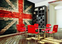 Union Jack Home Decor Wall Murals That Transform Your Home From Wallsauce Com 2018