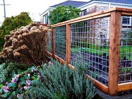 furniture inspiring backyard fence designs and styles cheap