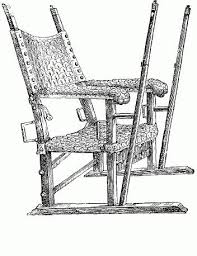 Sedan Chairs Illustrated History Of Furniture By Frederick Litchfield