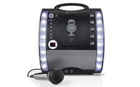 Singing Machine Pedestal Karaoke Systems Mobile At Home Bluetooth The Singing Machine
