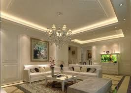 Living Room Chandelier Living Room Lighting Ideas U2013 Ceiling Spot Interior Design