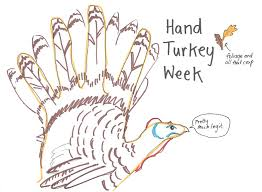 seize the absurd turkey hands that i have known