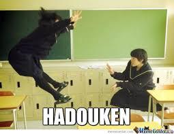 Hadouken Meme - hadouken by bakoahmed meme center