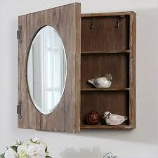 medicine cabinets astonishing wood medicine cabinets with mirror