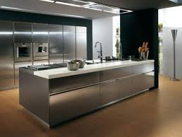 Metal Kitchen Cabinet Doors Stainless Kitchen Cabinet Stainless Steel Kitchen Cabinet Doors On