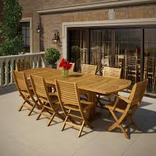 Wood Patio Chair by Patio Tables Rectangular Patio Tables Vifah Wood Patio Tables