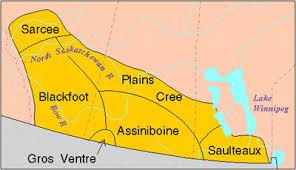 Interior Plains Population Indigenous People Plains The Canadian Encyclopedia