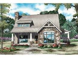 country homes plans balcarra cottage home plan d house plans and more