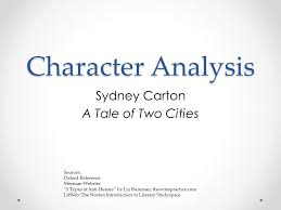 sydney carton a tale of two cities ppt video online download