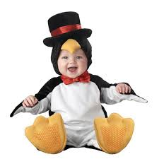 Potato Sack Creative Baby Halloween 2017 Christmas Xmas Halloween Costume Infant Baby Boys Penguin