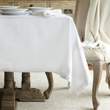 hotel tablecloth williams sonoma