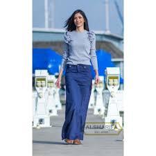 denim skirts 40 denim skirt womens denim skirts modest navy