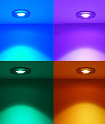 colour changing led ceiling lights ip65 bathroom led colour changing downlight