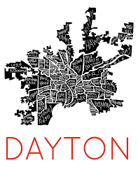 Pittsburgh Neighborhood Map Dayton Neighborhood Map Razblint