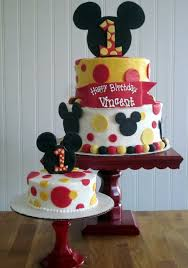 mickey mouse first birthday cake 430 u2014 fitfru style mickey mouse