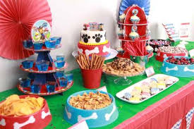 paw patrol candy table ideas paw patrol party food ideas for a paw patrol party ziggos party