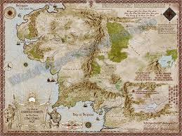 earth map uk middle earth map 5600 x 4200px