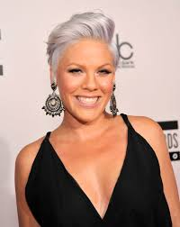 funky hairstyle for silver hair 13 silver hair color ideas celebrity silver hair dye shades