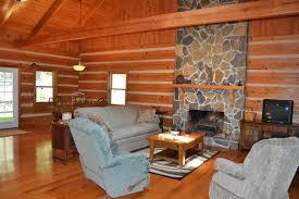 private wooded va mountain cabin retreat