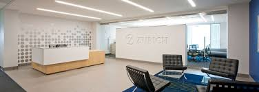 zurich american insurance company office renovation