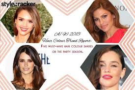 must have hair do for 2015 a w 2015 hair colour trend report five must have hair colour