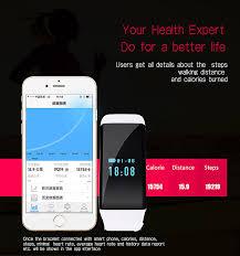 life bracelet app images D21 dfit smart bracelet heart rate monitor fitness tracker jpg