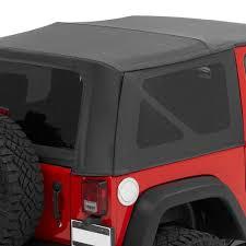 jeep soft top black bestop jeep wrangler 2011 2016 supertop nx complete