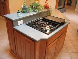 kitchen islands with stoves kitchen island with built in stove awesome oven best ranges