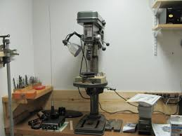 handmade knives precision bench drill press e04