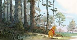 winnie the pooh forest google search how to draw realistic