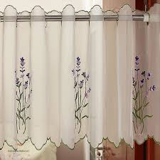 Lavender Window Curtains Blackout Curtains For Windows New Curtains For Kitchen