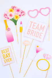 Bridal Shower Images by Printable Bridal Shower Photo Booth Props U0026 Hen Party Bachelorette