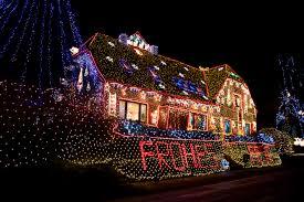 permanent led christmas lights christmas christmas house lights lawrence kansas white