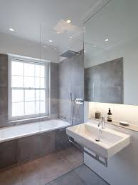 Painting Bathroom Tile by Lovely Grey Bathroom Tile 15 In Painting Bathroom Tile With Grey