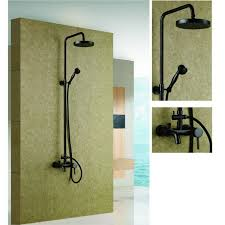 Bathroom Shower Systems New Design Rubbed Bronze Shower Set With Shower Faucet