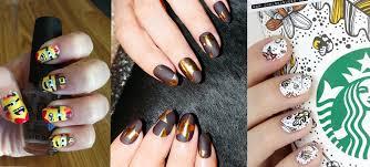 10 thanksgiving nail designs design trends premium psd vector