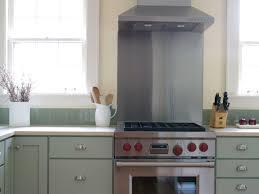 faux kitchen cabinets faux painting techniques for kitchens hgtv pictures ideas hgtv